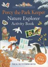 Percy the Park Keeper: Nature Explorer Activity Book