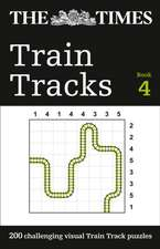 Times Train Tracks Book 4
