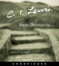 Mere Christianity CD