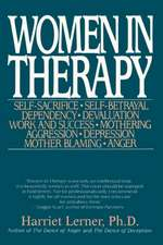 Women in Therapy