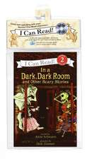 In a Dark, Dark Room and Other Scary Stories Book and CD