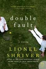 Double Fault: A Novel
