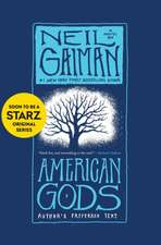 American Gods: Author's Preferred Text