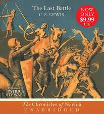 The Last Battle CD