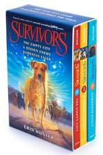 Survivors Box Set: Volumes 1 to 3