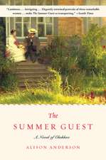 The Summer Guest: A Novel of Chekhov