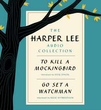 The Harper Lee Audio Collection CD: To Kill a Mockingbird and Go Set a Watchman