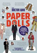 Doctor Who: Paper Dolls