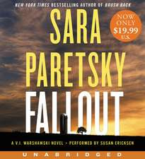 Fallout Low Price CD: A V.I. Warshawski Novel