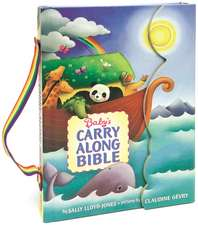 Baby's Carry Along Bible