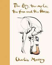 The Boy, the Mole, the Fox and the Horse Deluxe (Yellow) Edition