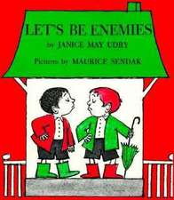 Let's Be Enemies