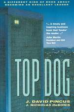 Top Dog: A Different Kind of Book About Becoming an Excellent Leader