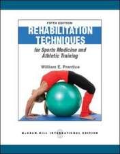 Rehabilitation Techniques in Sports Medicine (Int'l Ed)