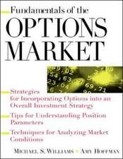 Fundamentals of Options Market