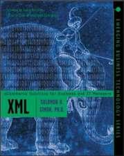 XML:  Foundations for Enterprise E-Business Solutions