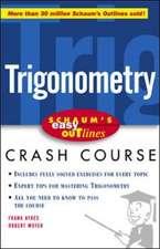 Schaum's Easy Outline of Trigonometry