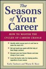 Seasons of Your Career