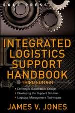 Integrated Logistics Support Handbook
