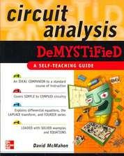 Circuit Analysis Demystified