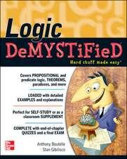Logic DeMYSTiFied