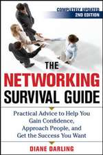The Networking Survival Guide, Second Edition