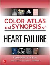 Color Atlas and Synopsis of Heart Failure (SET 2)