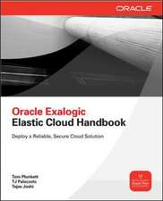 Oracle Exalogic Elastic Cloud Handbook