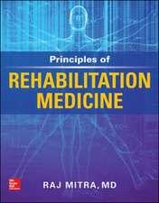 Principles of Rehabilitation Medicine