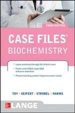 Case Files Biochemistry 3/E: USMLE