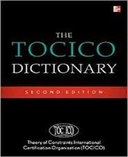 The Tocico Dictionary