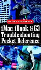 iMac, Ibook Adn G3 Troubleshooting Pocket Reference