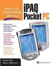 How to Do Everything with Your Ipaq (R) Pocket PC