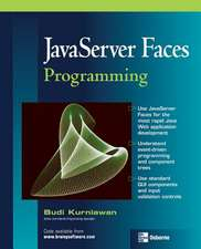 JavaServer Faces Programming
