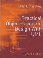 Practical Object-Oriented Design Using UML