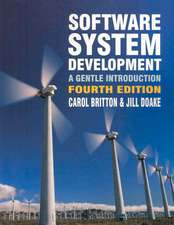 Software Systems Development: A Gentle Introduction
