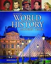 Glencoe World History, Modern Times:  Libro de Ejercicios Para Practicar Tareas