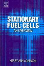 Stationary Fuel Cells: An Overview