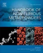 Handbook of Non-Ferrous Metal Powders
