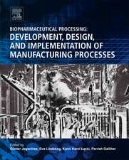 Biopharmaceutical Processing