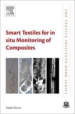 Smart Textiles for In Situ Monitoring of Composites