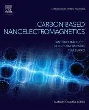 Carbon-Based Nanoelectromagnetics
