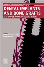 Dental Implants and Bone Grafts: Materials and Biological Issues