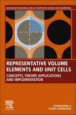 Representative Volume Elements and Unit Cells