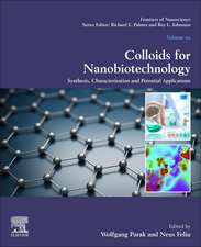 Colloids for Nanobiotechnology