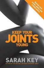 Keep Your Joints Young