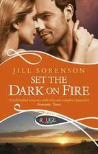 Set the Dark on Fire: A Rouge Romantic Suspense