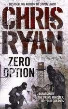 Ryan, C: Zero Option