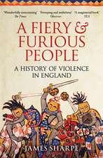 Fiery & Furious People
