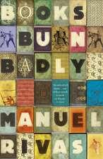 Books Burn Badly